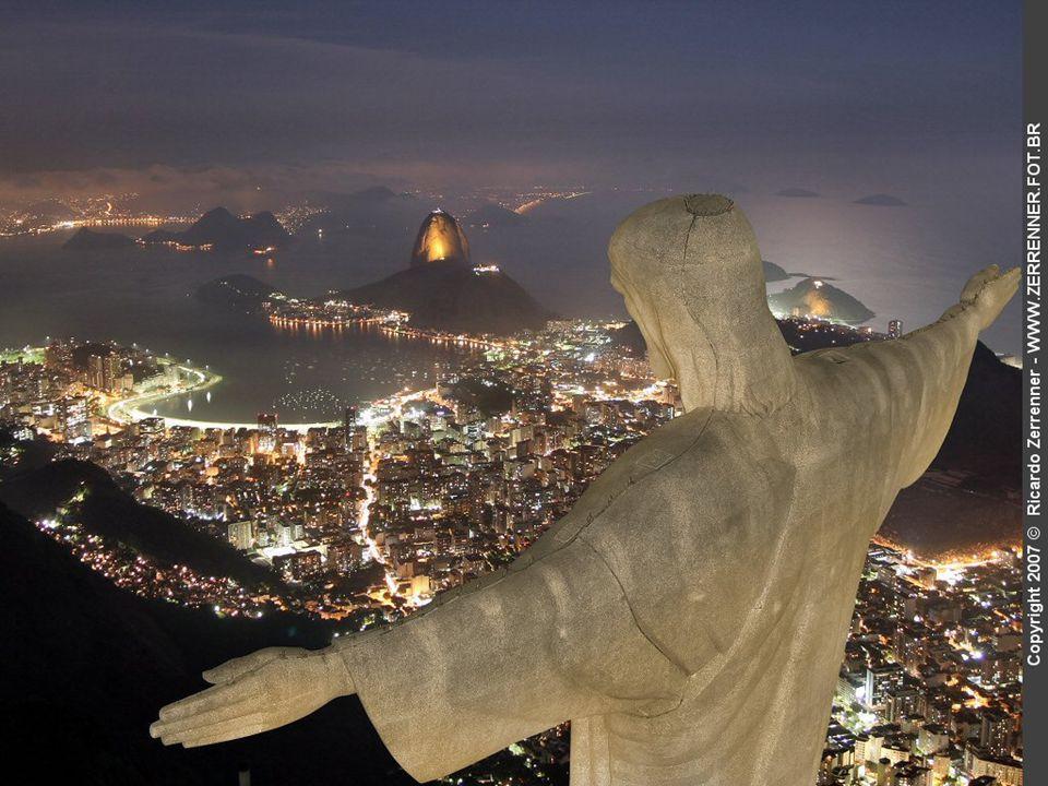 Krisztus-szobor, Rio de Janeiro Song: Corcovado (Quiet Nights) Sung by: Astrud Gilberto Use the Mouse A világ új hét csodájának egyike By: Ney Deluiz