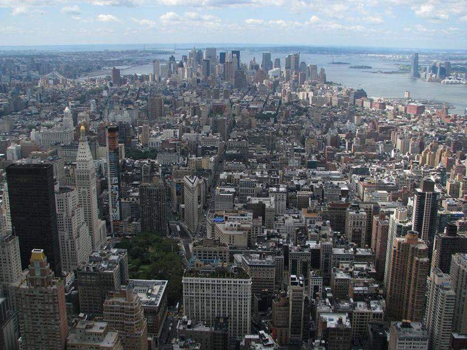 Manhattan a leghíresebb kerület ahova a turisták járnak !