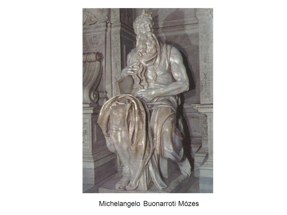 Michelangelo Buonarroti Mózes