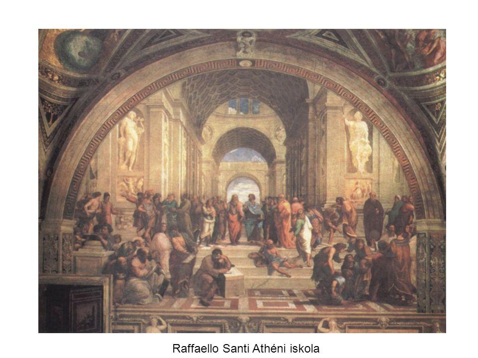 Raffaello Santi Athéni iskola