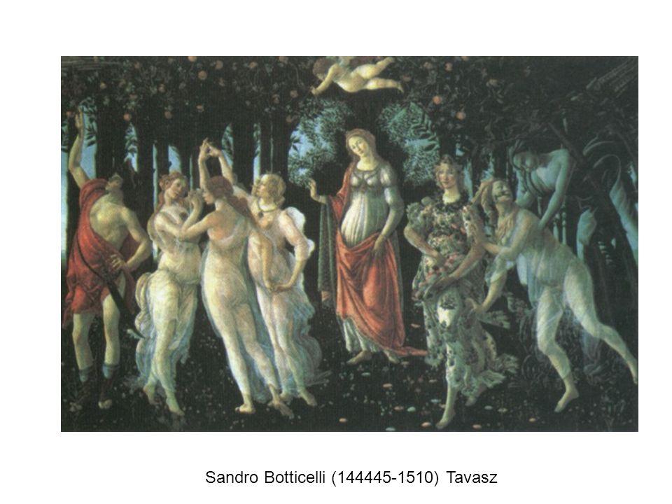 Sandro Botticelli (144445-1510) Tavasz