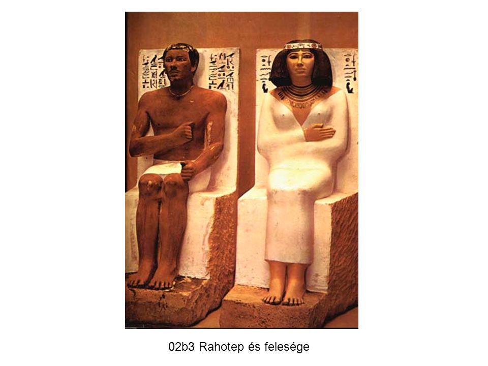02b3 Rahotep és felesége