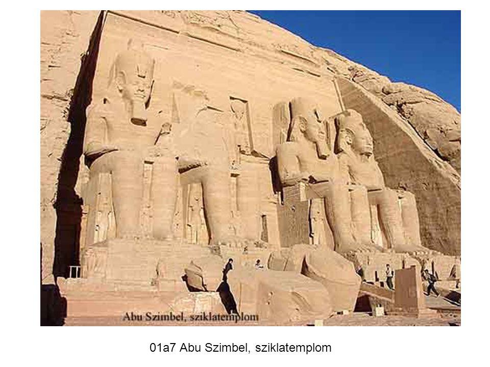 01a7 Abu Szimbel, sziklatemplom