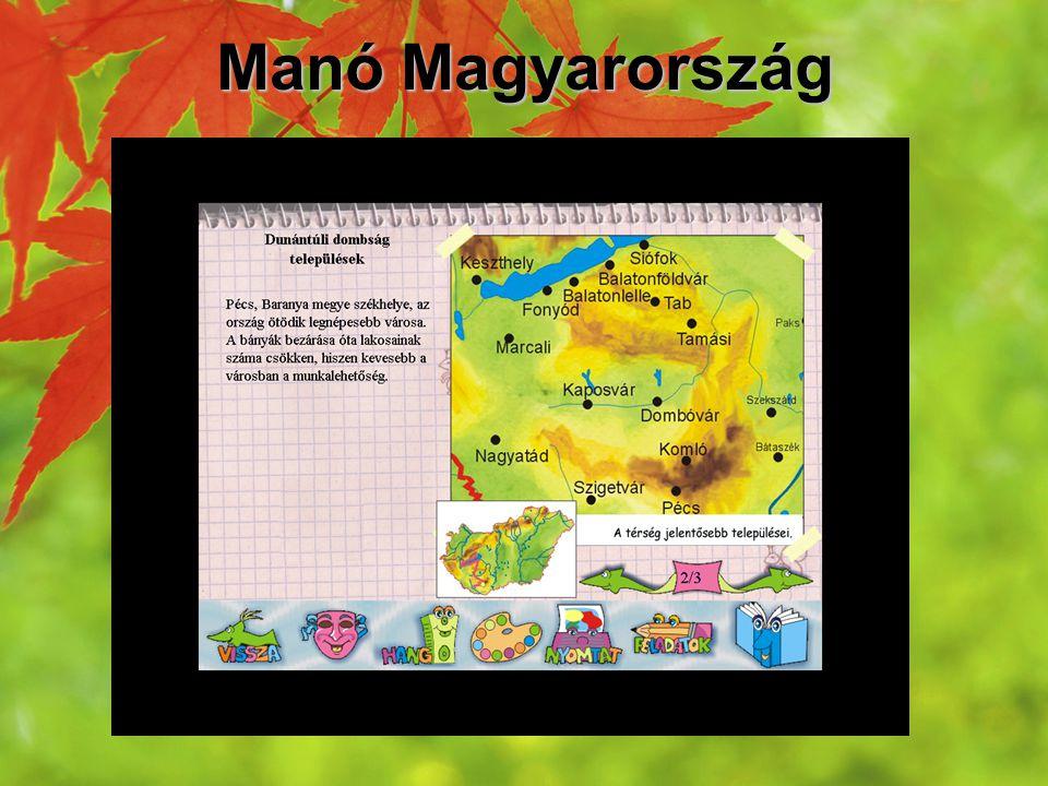 Manó Magyarország