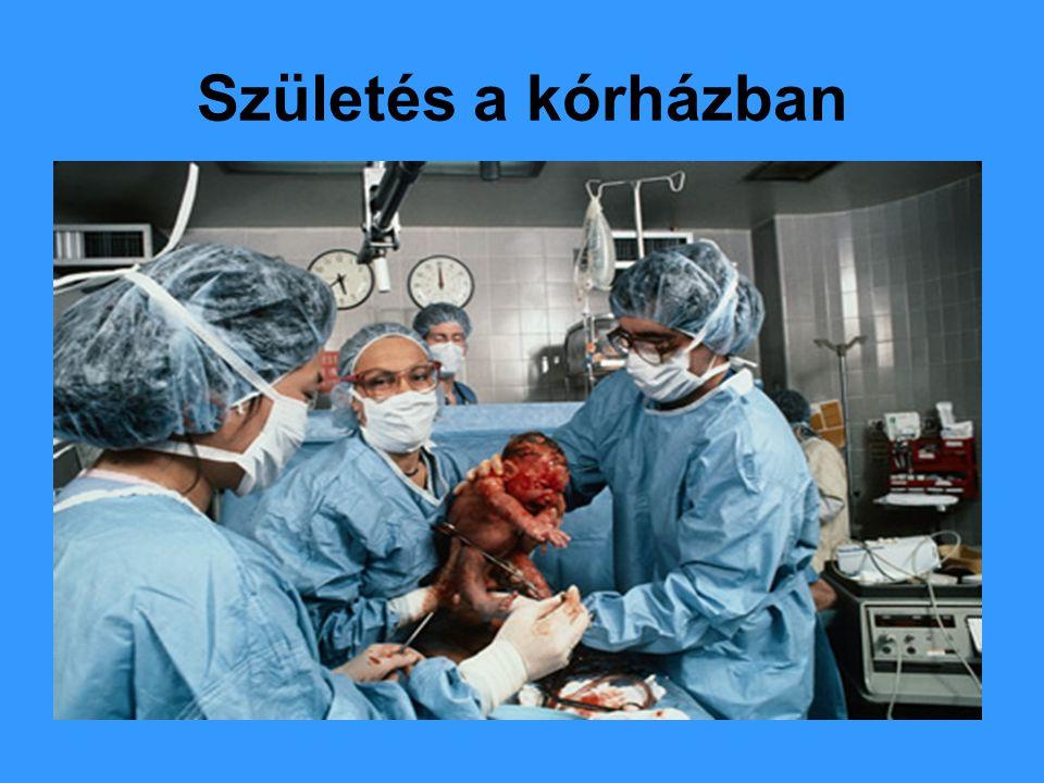 Születés a kórházban