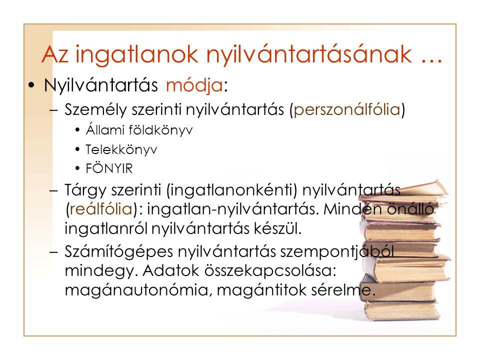 Okiratok Egyszerű magánokirat: –Azok az okiratok, melyek nem minősülnek sem köz-, sem teljes bizonyító erejű magánokiratnak (pl.