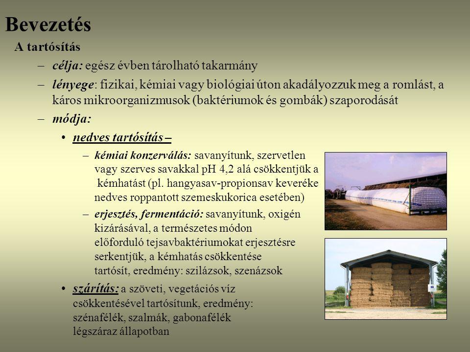 Az erjedést befolyásoló tényezők 1. Szénhidrát-tartalom:
