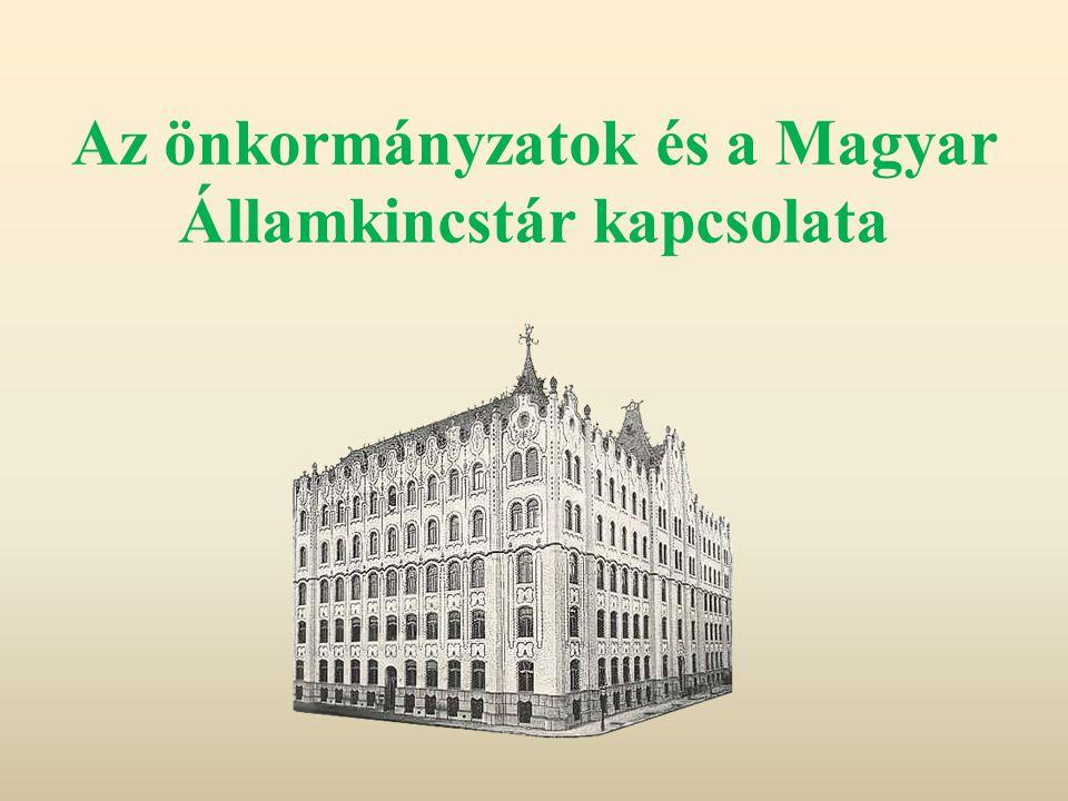 Az önkormányzatok és a Magyar Államkincstár kapcsolata