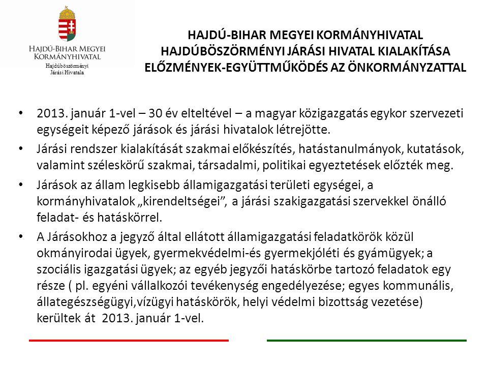 HONLAPOK ÉS ELÉRHETŐSÉGEK A Parlament hivatalos honlapja: www.ogy.huwww.ogy.hu A Kormány honlapja: www.kormany.huwww.kormany.hu Minisztériumok elérhetősége : www.kormany.hu/hu/miniszteriumokwww.kormany.hu/hu/miniszteriumok A Hajdú-Bihar Megyei Kormányhivatal elérhetősége: www.kormanyhivatal.huwww.kormanyhivatal.hu Jogszabálykereső: www.magyarorszag.huwww.magyarorszag.hu Nemzeti Jogszabálytár: www.njt.huwww.njt.hu Hajdúböszörményi Járáshoz tartozó települési honlapok: www.hajduboszormeny.hu www.hajdudorog.hu Hajdúböszörményi Járási Hivatala