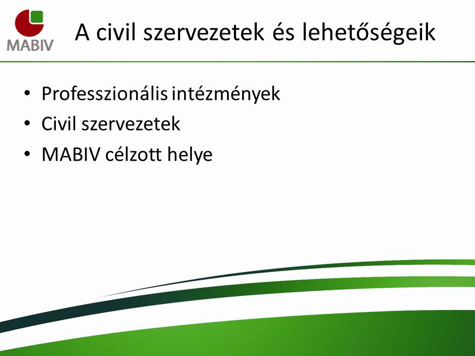 A MABIV létrejöttének okai: Okok: Nehezen alkalmazható jogi környezet (Ptk.
