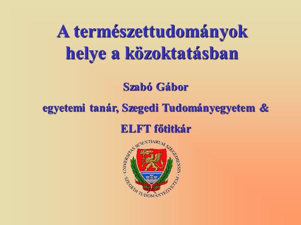 … az oktatás talán a legfontosabb, nemzeti versenyképességet erősítő elem ...