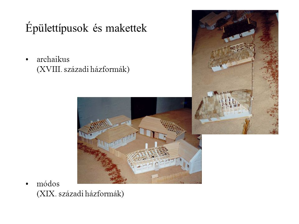 """Makettek kialakítása tömegmakettek """"robbantott (szerkezeteket és belső tereket bemutató) makettek"""