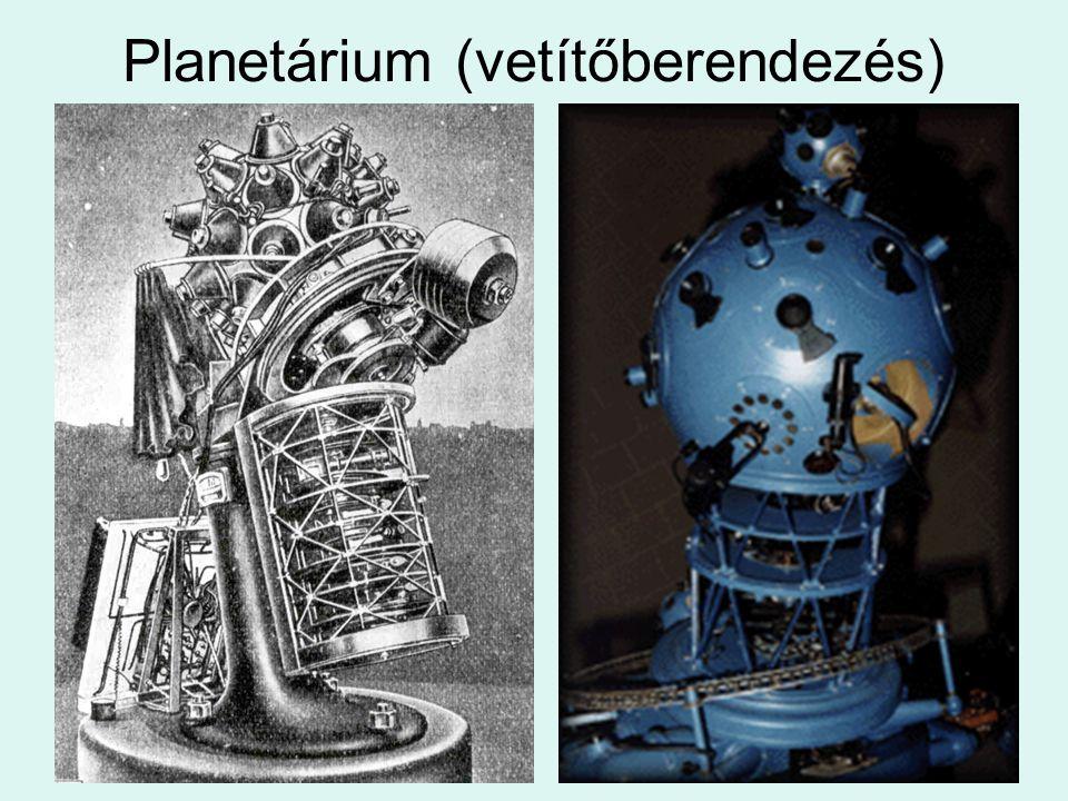 Planetárium (vetítőberendezés)