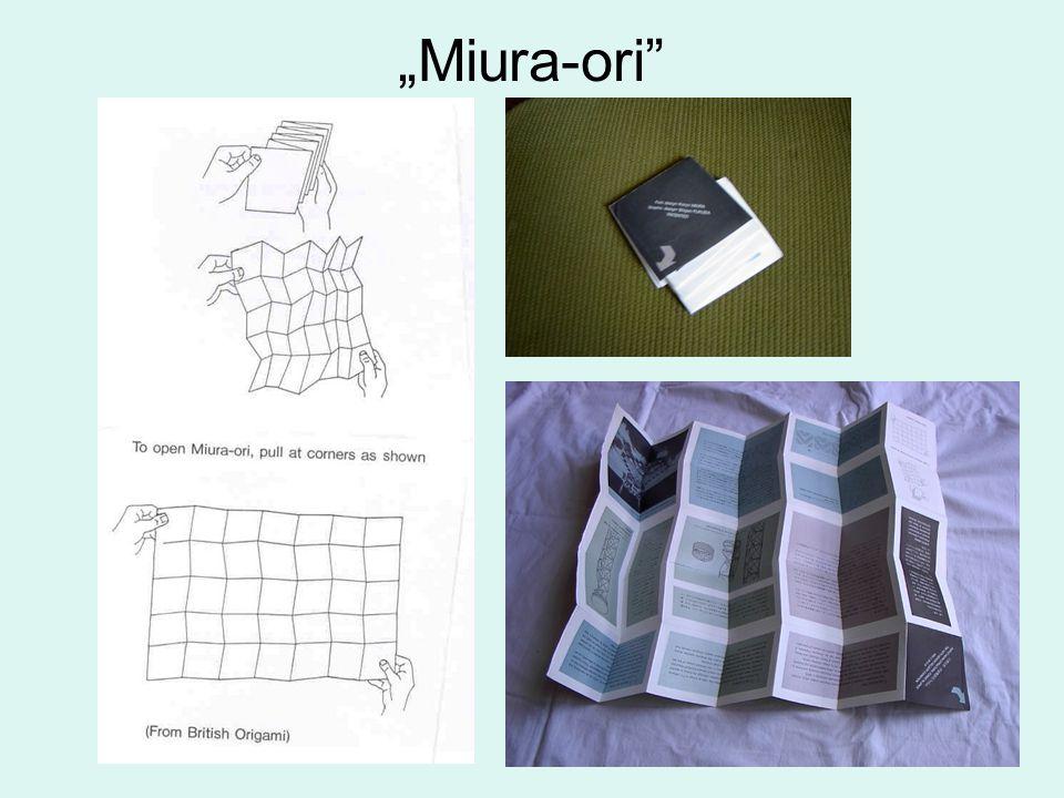 """""""Miura-ori"""""""