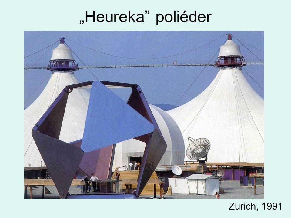 """""""Heureka"""" poliéder Zurich, 1991"""