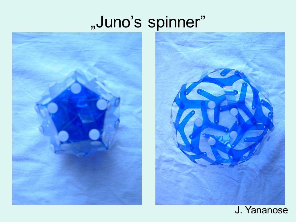 "J. Yananose ""Juno's spinner"""