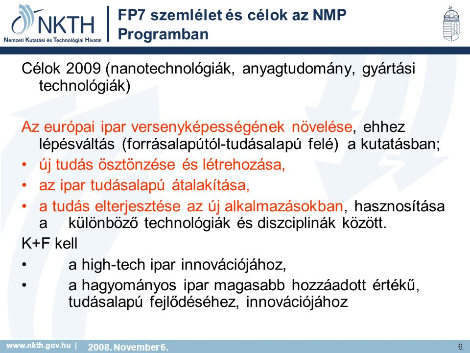 www.nkth.gov.hu | 7.