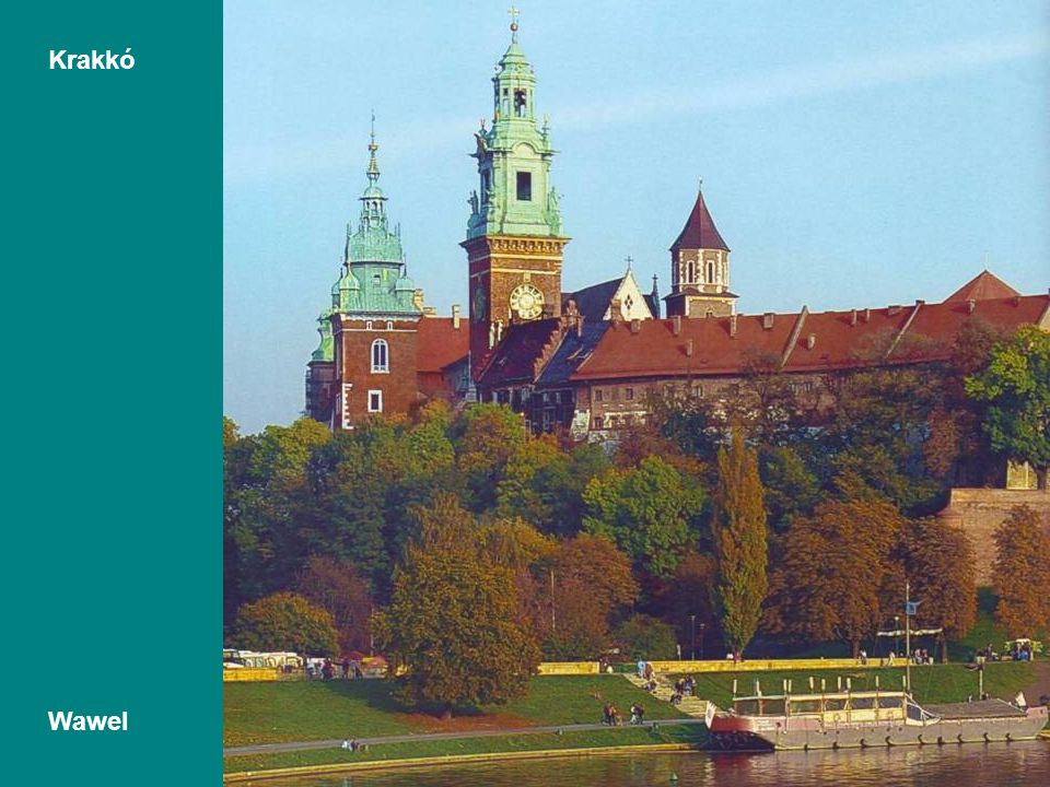 Krakkó Wawel