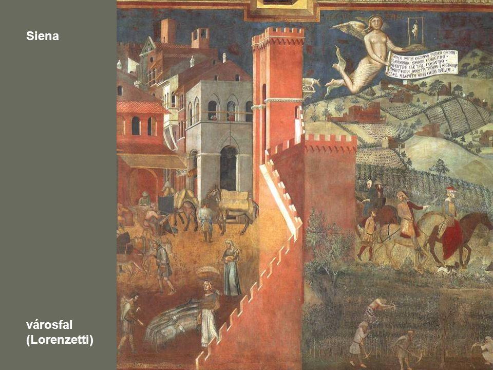 Siena városfal (Lorenzetti)