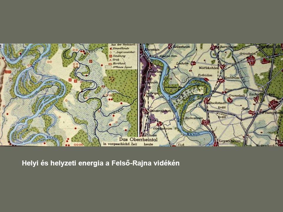 Megtelepedés és telepítés kettőssége négy magyar településben