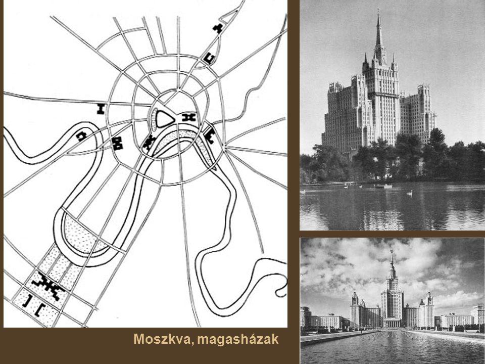 Chicago és Moszkva