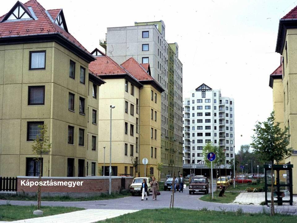 "Városközpont ""rekonstrukciók"