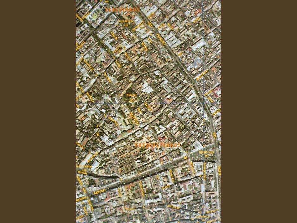 """A """"palotanegyed és a falu A 8. kerület kettőssége"""