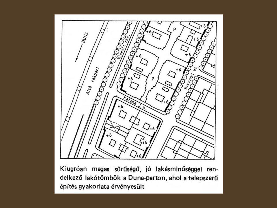 """A """"humán-ökológiai modellek Budapesten Burgess, Hoyt modellje, a hazai városkutatók modellje és egy saját értelmezés"""