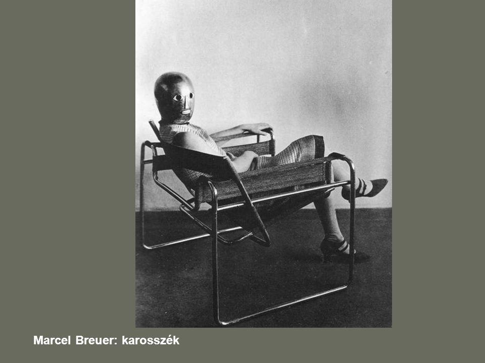 Marcel Breuer: karosszék