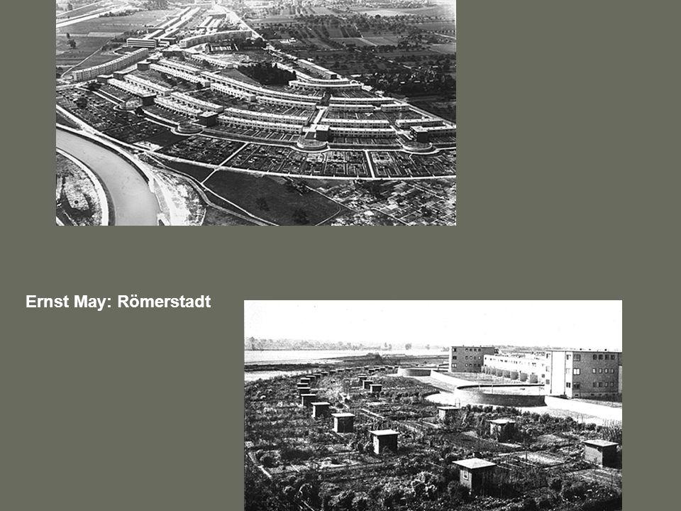Ernst May: Römerstadt