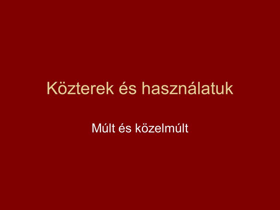 Társasházi támogatások a belső Ferencvárosban városrészek szerint eFt (folyó áron)