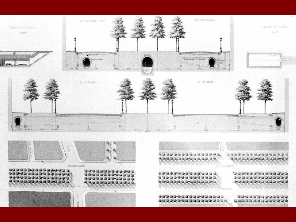 """A kettős térrendszerek """"szabálya : közlekedési tér és védett tér"""