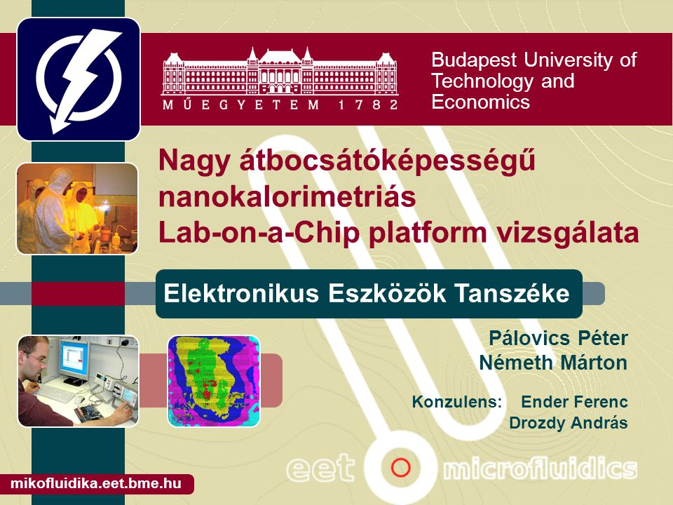 © BME Department of Electron Devices, 2010.eet.bme.hu 2013.