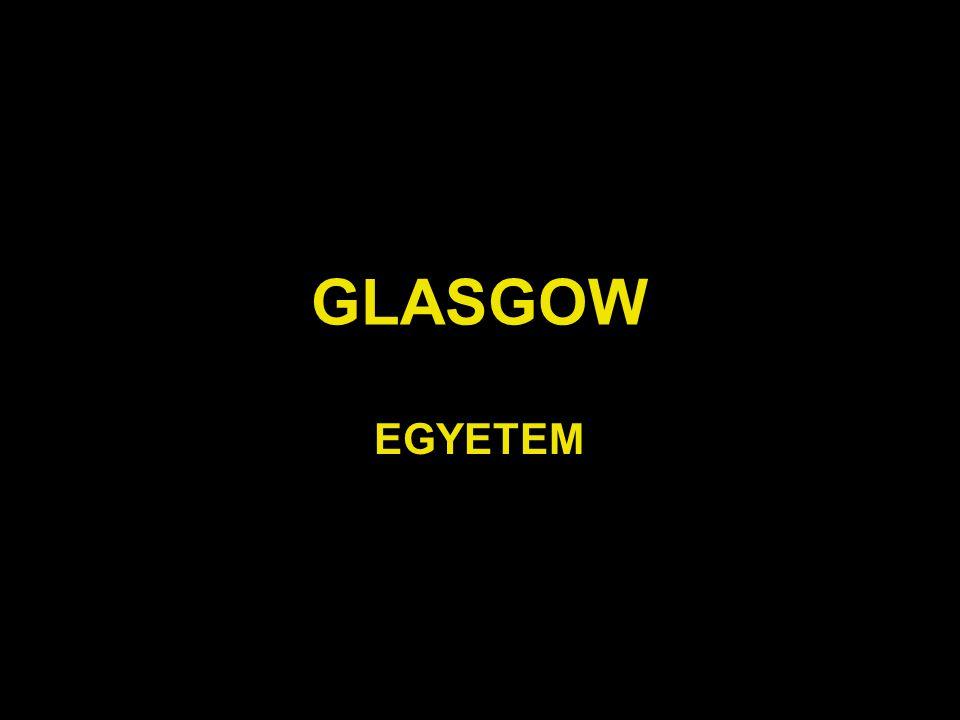 GLASGOW EGYETEM
