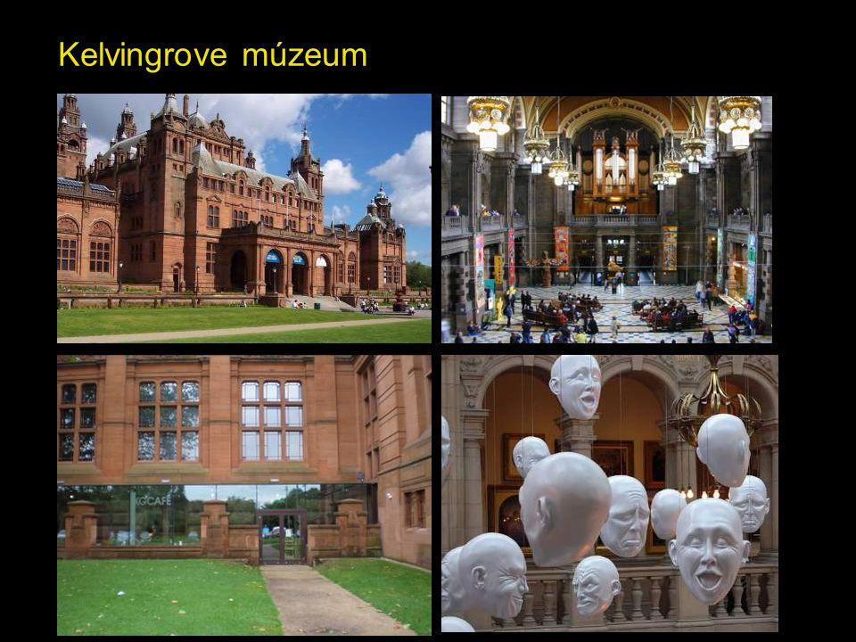Kelvingrove múzeum