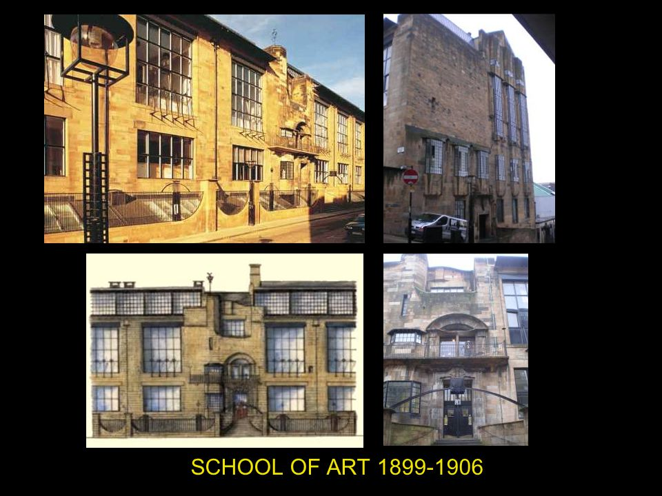 SCHOOL OF ART 1899-1906