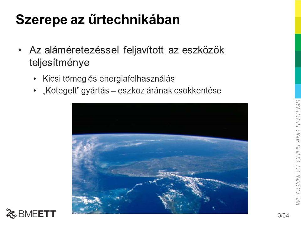 /34 Két anyag, aminek a jövőben az űrkutatás szempontjából fontos szerepe van: Szilícium Szén 4
