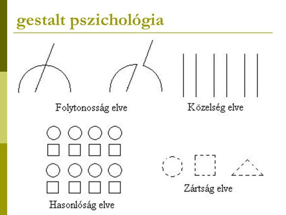 gestalt pszichológia