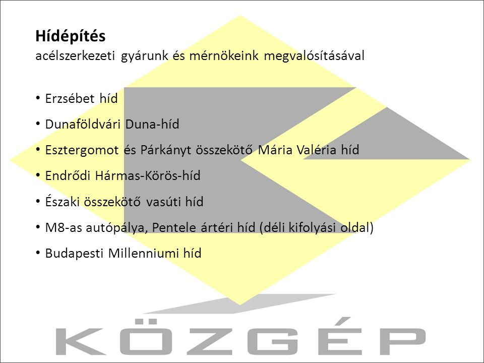 Az előadás anyagában segítségemre voltak és készítették: Csepregi Viktória Molnár Szilvia Budapest 2010 május 13