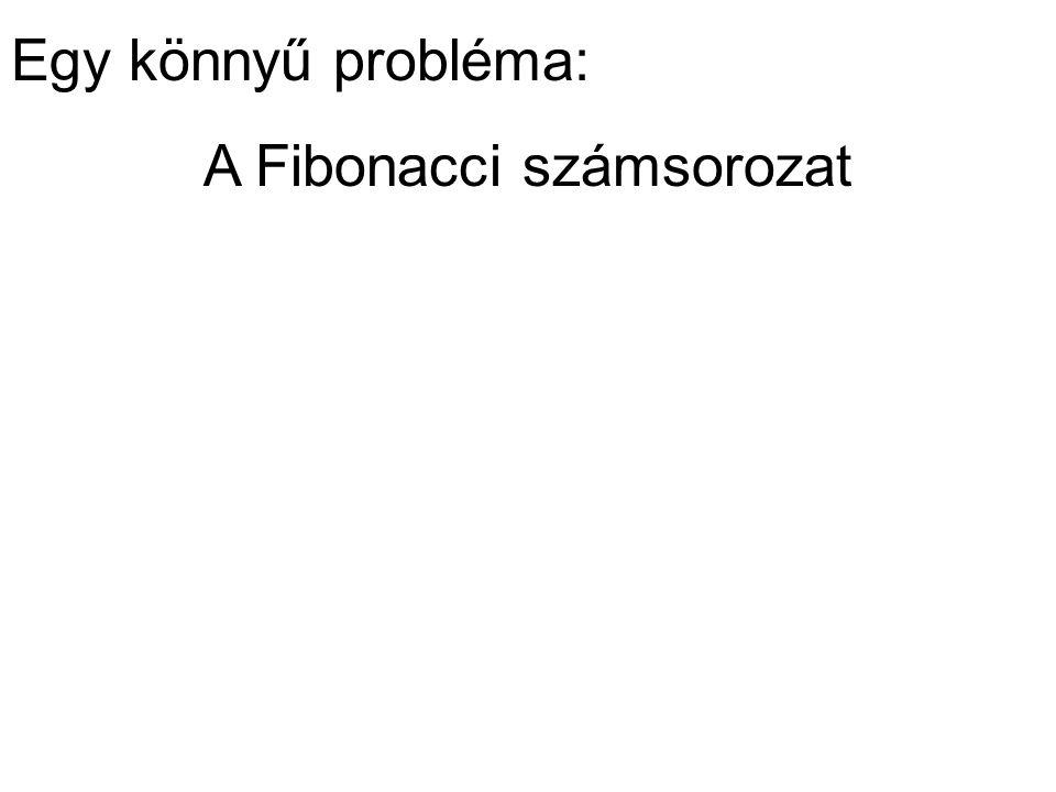 A Fibonacci számsorozat