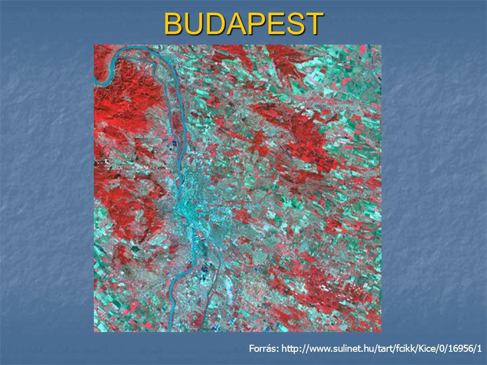 BUDAPEST Forrás: http://www.sulinet.hu/tart/fcikk/Kice/0/16956/1