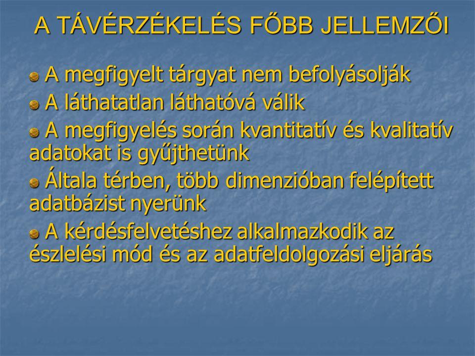 ALKALMAZÁSOK: Exxon Valdez katasztrófa Alaszkánál http://www.bolyai.elte.hu/download/eloadas/szakmai/innov/200720081/esszek/JL_Jurec ska_L_A_taverzekeles_kornyezetvedelmi_alkalmazasai.pdf