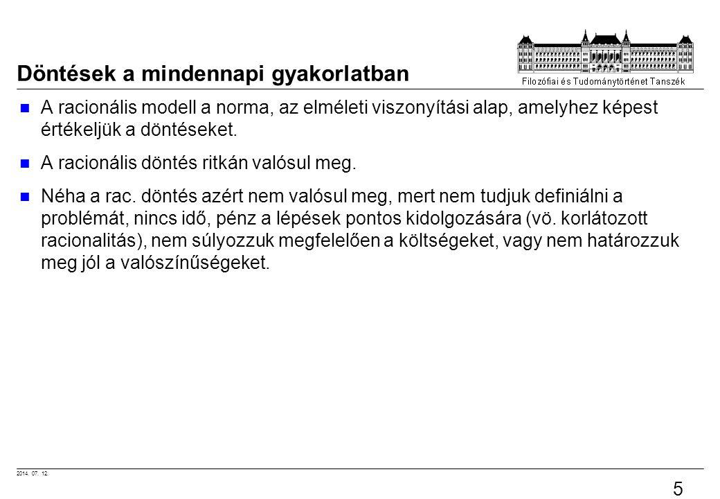 2014.07. 12. Feladat: Szülinap II.