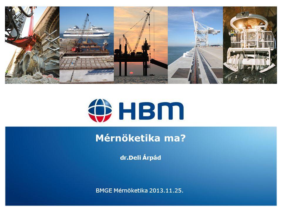 BMGE Mérnöketika 2013.11.25. Mérnöketika ma? dr.Deli Árpád