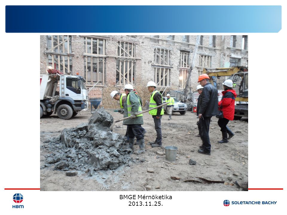 BMGE Mérnöketika 2013.11.25.