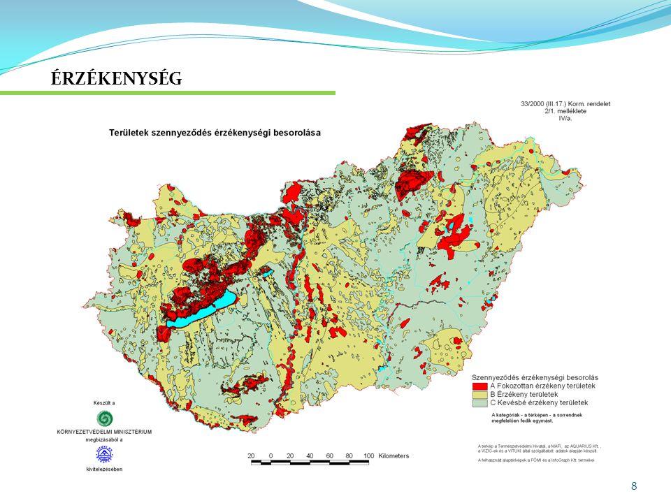 SZENNYEZŐANYAG TERJEDÉS 9 Terjedés függ: közegtől szennyezőtől hidrometeorológia geológia áramlási rendszer