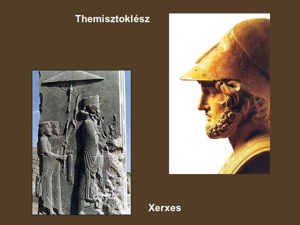 Themisztoklész Xerxes