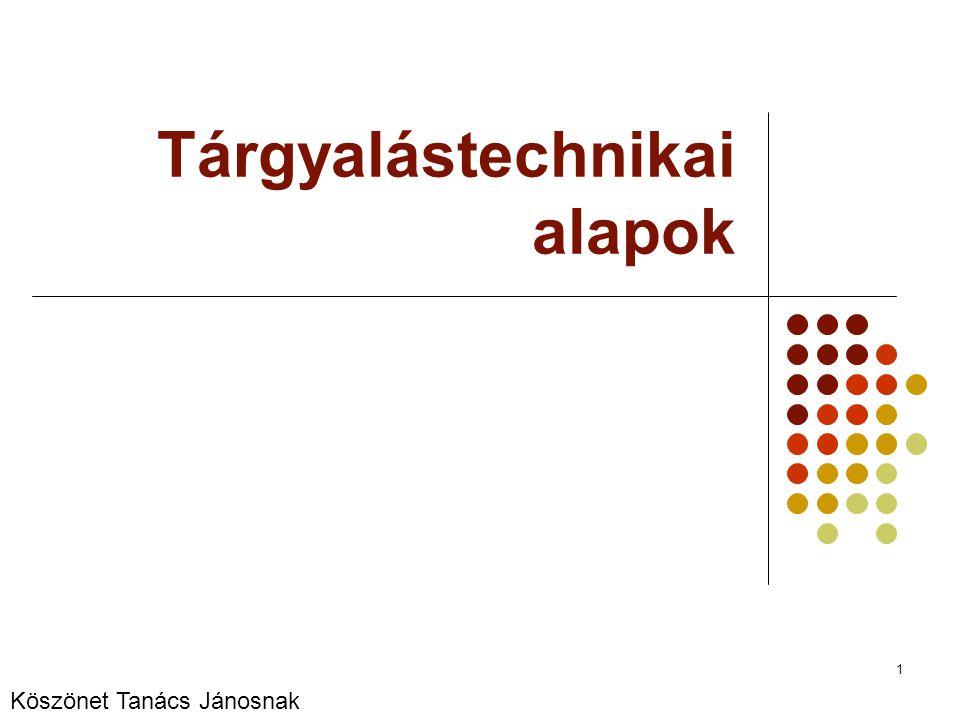 22 Felismeréshez: a tényezők tudatosítása Cselekvéshez: a tényezők azonosítása Megelőzéshez: a tényezők feltárása (szervezeti jellemzők és egyéni adottságok) Hogyan lehet ezen segíteni