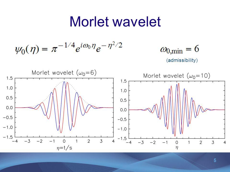 26 Kérdések 1.mennyire függ az eredmény a wavelet megválasztásától.