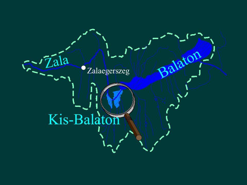 Balaton Zala Zalaegerszeg Kis-Balaton